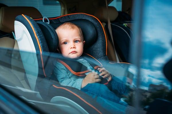 ¿Qué silla de bebé para el coche comprar?